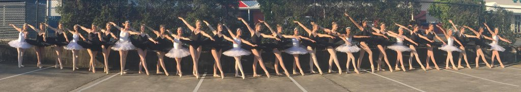 Footworks Dance Group Ballet